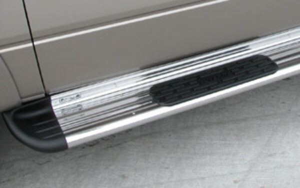 Luverne Stainless Steel Side Entry Steps