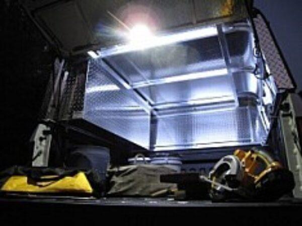 Aluminum LED Light Options