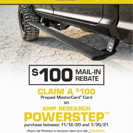 AMP Research Powerstep Special Offer