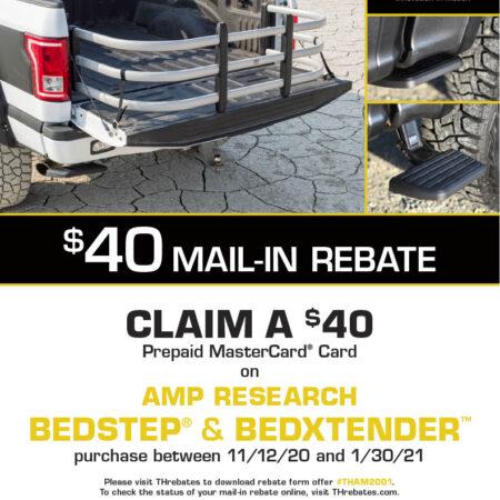 AMP Research Bedstep & BedXtender